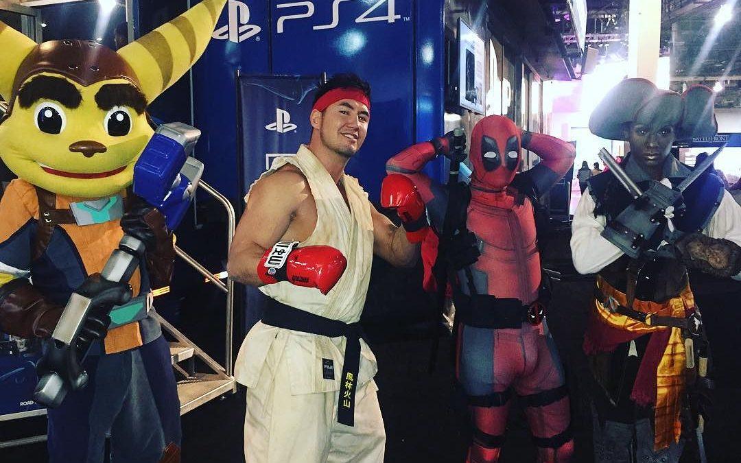 Capcom SFV